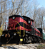 Bourbon Tasting Train in French Lick, Indiana