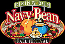 Navy Bean Festival in Rising Sun, Indiana