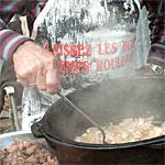 Lundi Gras Boucherie in Louisiana