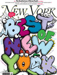"New York Magazine ""Best of New York"""