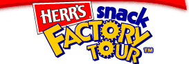 Herr's Snack Factory Tour