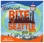 Bite of Seattle 2009