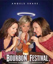 Bourbon Festival in Bardstown, Kentucky