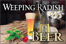 Weeping Radish Beer
