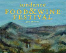 Sundance Food & Wine Festival