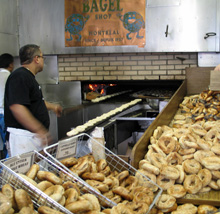 St.-Viateur Bagels / Photo by Susan McKee