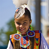 Indian Summer in Milwaukee, Wisconsin