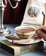 Celebrating Coffee, Tea and Chocolate