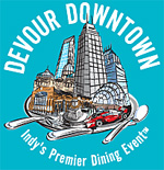 Devour Downtown in Summer