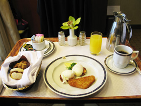 HAL-breakfast