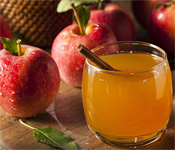 apples and apple cider