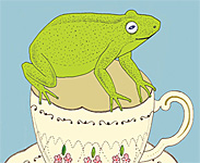 Frog pie in early modern English kitchens