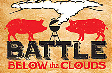 """Battle Below the Clouds"": BBQ Competition"