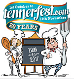 "Guernsey ""Tennerfest"" on the Channel Island"