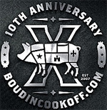 Boudin Cook-Off in Louisiana