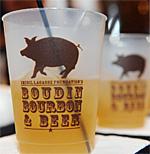 Boudin, Bourbon & Beer