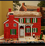 Gingerbread Village at Conner Prairie, Fishers, Indiana