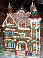 Festival of Gingerbread, Fort Wayne, Indiana