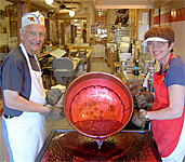 Holiday Candy Making in Southern Indiana