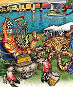 Marco Island Seafood and Music Festival, Florida