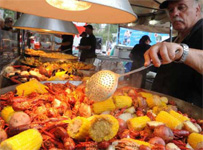 Shrimp and Lobster Festival in Florida