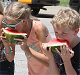 Watermelon Festival in Southern Indiana