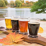 Autumn Brews at the Chicago Botanic Garden