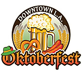 Oktoberfest in Downtown Los Angeles