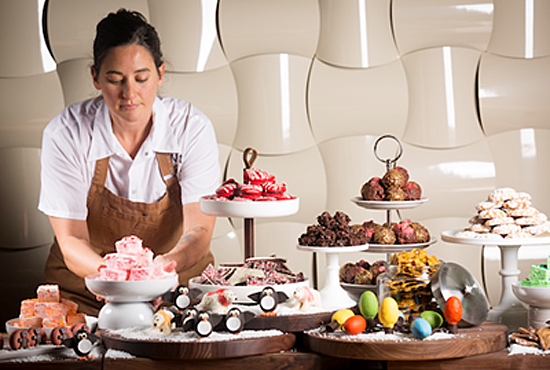 Chef Toni Roberts, theWit Hotel, Chicago, Illinois