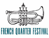 More than 60 Restaurants at French Quarter Festival
