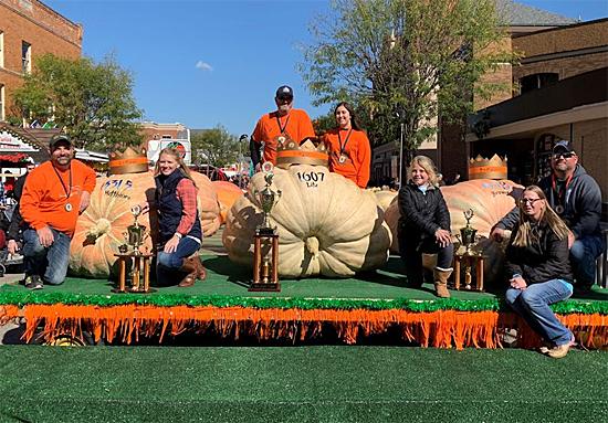 Pumpkin Festival, Circleville, Ohio
