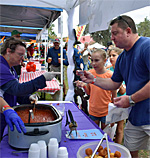 Chili Cook-Off in Orange Park, Florida