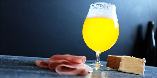 Beer, cheese, charcuterie