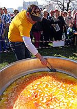 Cimburijada in Bosnia and Herzegovina