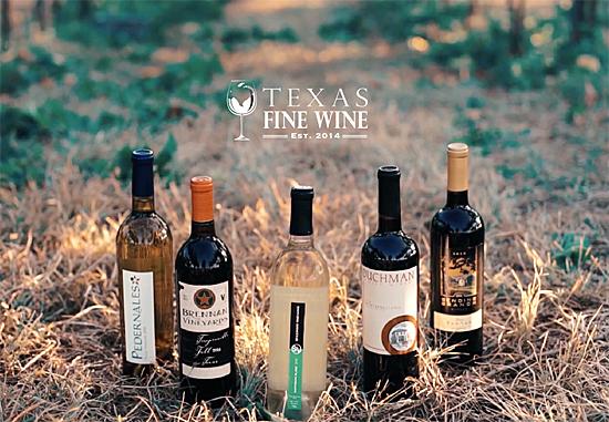 Texas Fine Wines