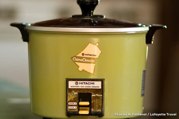 Vintage Hitachi rice cooker