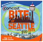 Bite of Seattle Starts Today