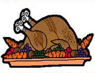 Oh, No! It's Almost Thanksgiving!