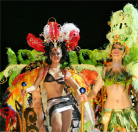 Carnaval in Portugal