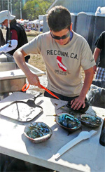 Abalone Cook-Off