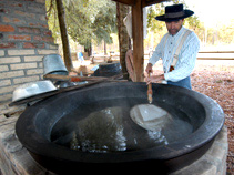 Ever Been to a Cane Boil?