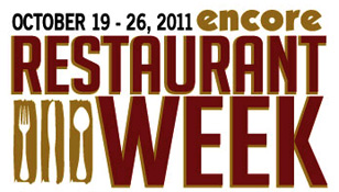 Encore Restaurant Week