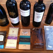 Organic Wine & Chocolate Pairing