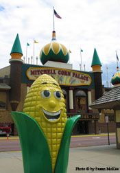 South Dakota's Corn Palace