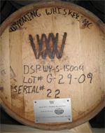 Whiskey in Wyoming