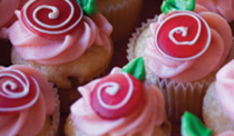 What Could Be Tastier Than a Cupcake Love-In?