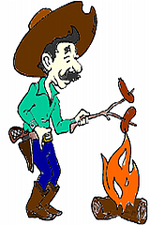 Smokin' on the Pecos This Weekend