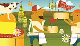 Vermont Cheesemakers Festival
