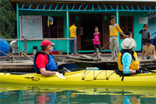 Culinary Kayaking in Vietnam