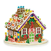 Gingerbread House Contest in Mystic